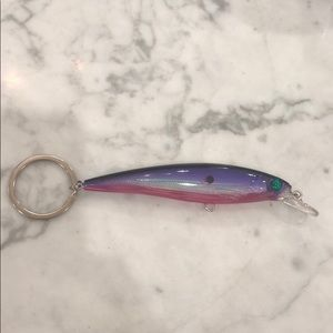 Other - Fishing lure key chain